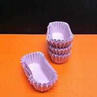 Mini Ekler Pasta Kapsülü Pembe 1 Paket 180 Adet